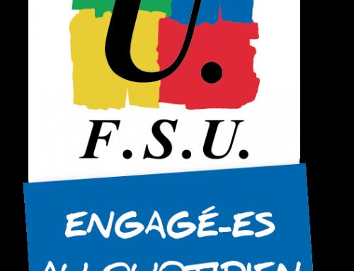 Vos élu.es FSU au Comité Technique Académique (CTA) : combatifs-ves et déterminé-es pour vous défendre.