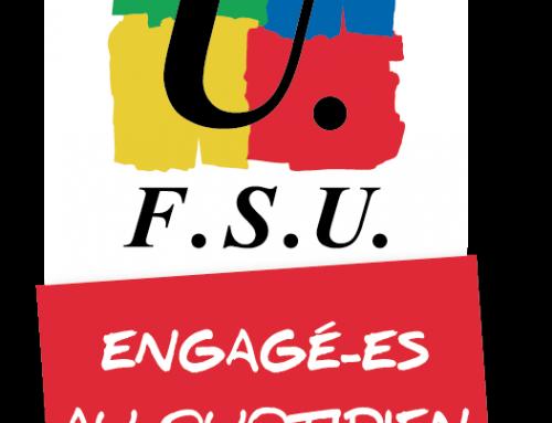 La FSU soutient l'action du 28 juin
