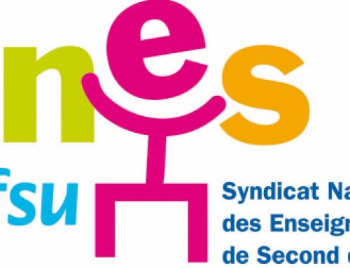 Autoritarisme : lettre ouverte du SNES-FSU au ministre de l'Education nationale
