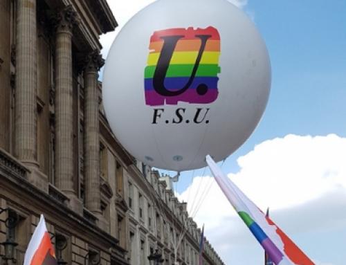 L'after de la FSU : Marche des Fiertés, LGBTI, mais au fait, quelles sont les revendications de la FSU?