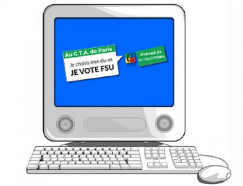 Voter pour le CTA: mode d'emploi