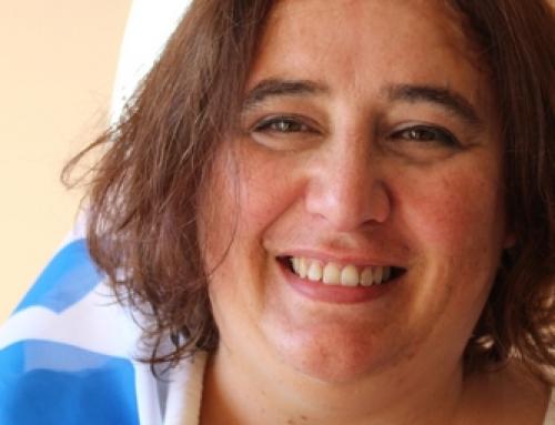 Laetitia Faivre enseignante au collège La Grange aux Belles, élue FSU au CTA
