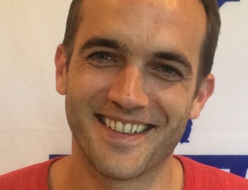 Jérôme Lambert professeur des écoles rue Etienne Dolet dans le 20e et élu FSU au CTA