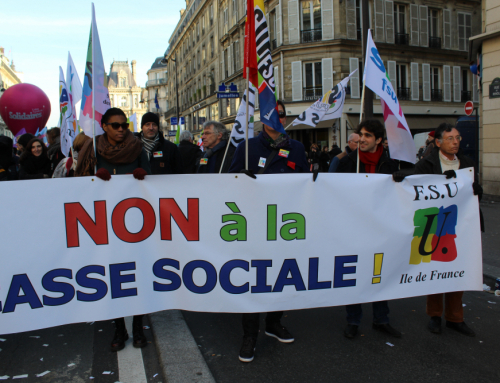 Communiqué de soutien de la FSU Ile-de-France à la grève du 13 septembre à la RATP