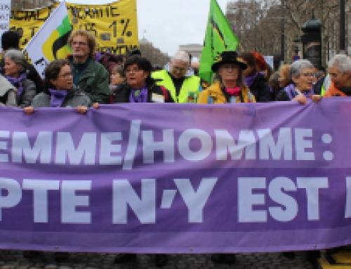 L'égalité femmes/hommes est une urgence et une exigence sociale La FSU attend des actes !