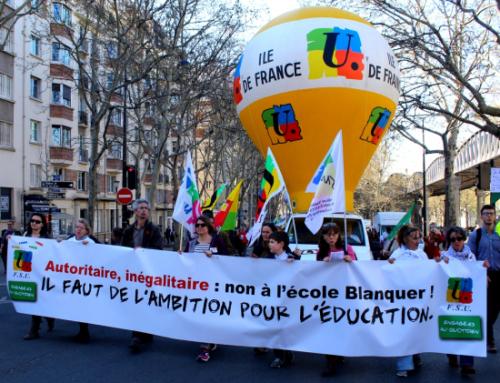 Ni présentiel, ni distanciel ! En grève le mardi  26 janvier à l'appel de l'intersyndicale de l'Education