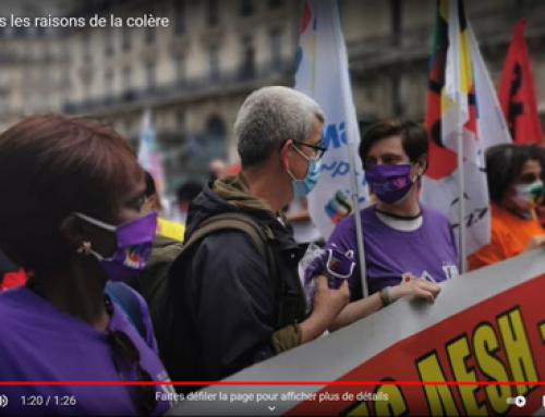 AESH : toutes les raisons de la colère. Grève et manifestation mardi 19 octobre 13h au Luxembourg !